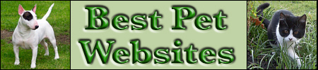 Best Pet Websites
